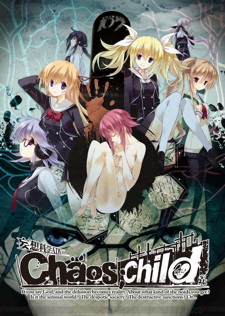 ChäoS;Child /// Genres Harem, Mystery, Psychological, Sci