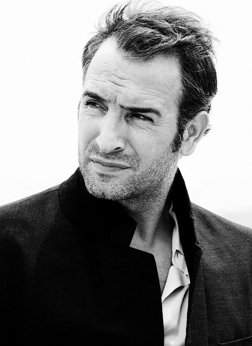 "Jean Dujardin from ""The Artist"" he is incredibly handsome"