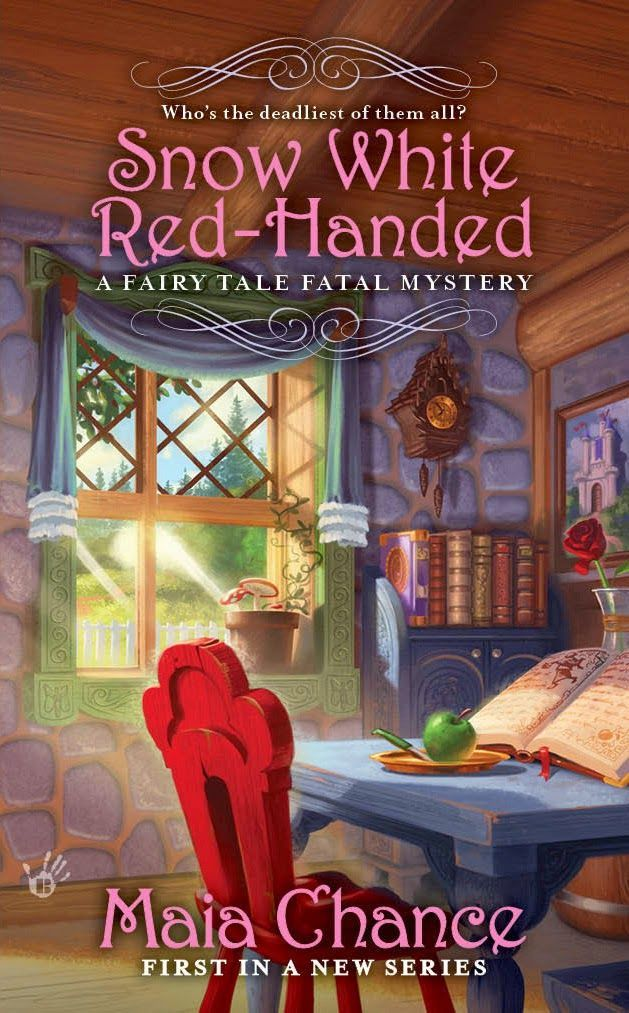 Jungle Red Writers: Cozy Mysteries do Cultural Work? @MaiaChance #SNOW WHITE RED-HANDED @penguincozies