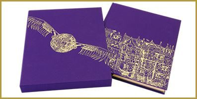 4. Harry Potter & the Philosopher's Stone Deluxe Edition