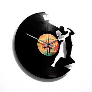 Orologio Tango by Disc'o'Clock