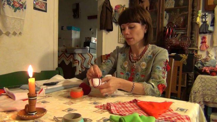Українська лялька мотанка
