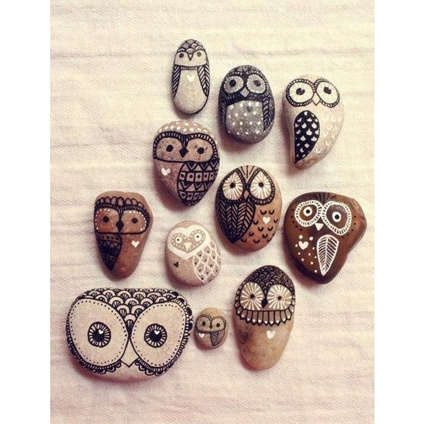 owl | Tumblr via Polyvore