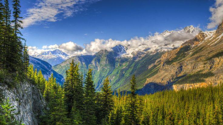 Canada til lands, til vands og i luften | Oplev Canadas smukke natur