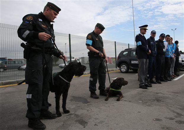 Επίσημη «πρώτη» για τη νέα ευρωπαϊκή Συνοριοφυλακή  Ο διάδοχος του Frontex, τέθηκε επίσημα σε λειτουργία