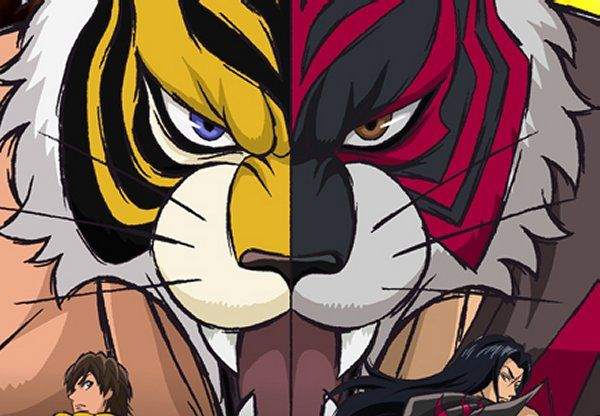 'Tiger Mask W' Anime Cast Get Character Announcements