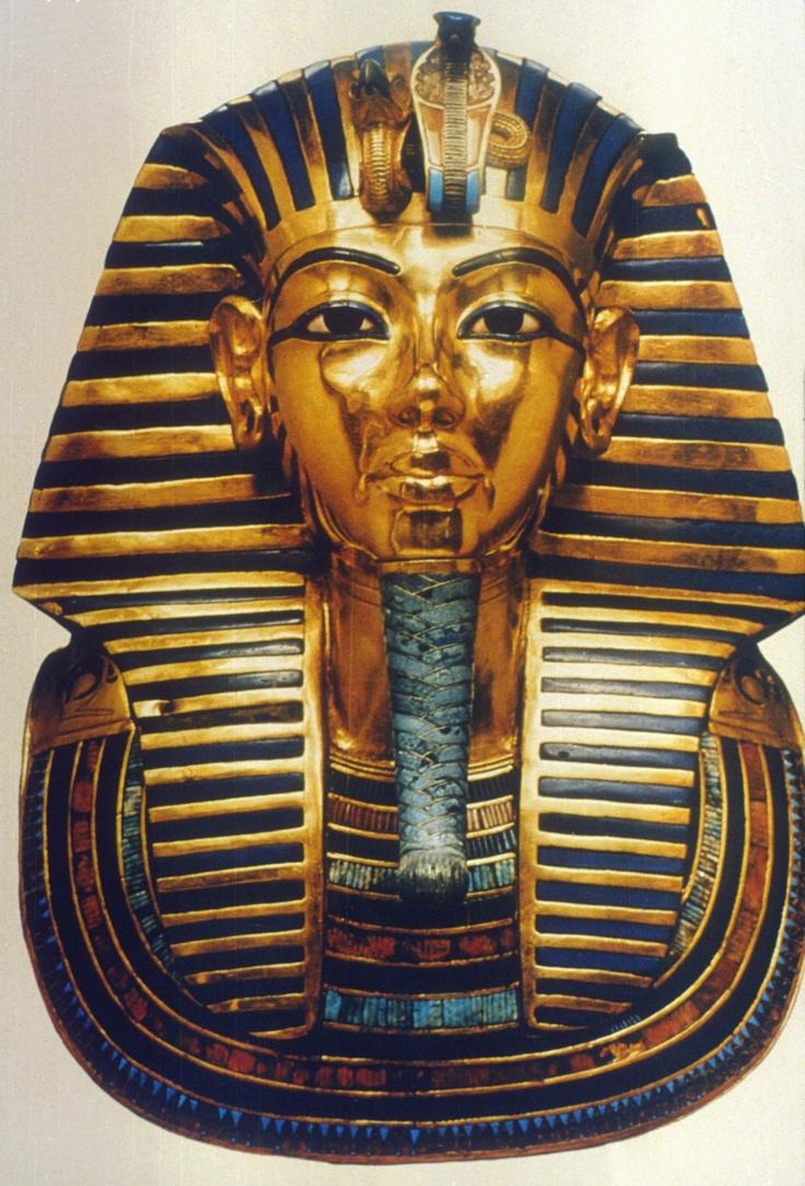 Ancient Egyptian Tarot Deck: How To Make A Papier-Mâché Mask Of King Tut