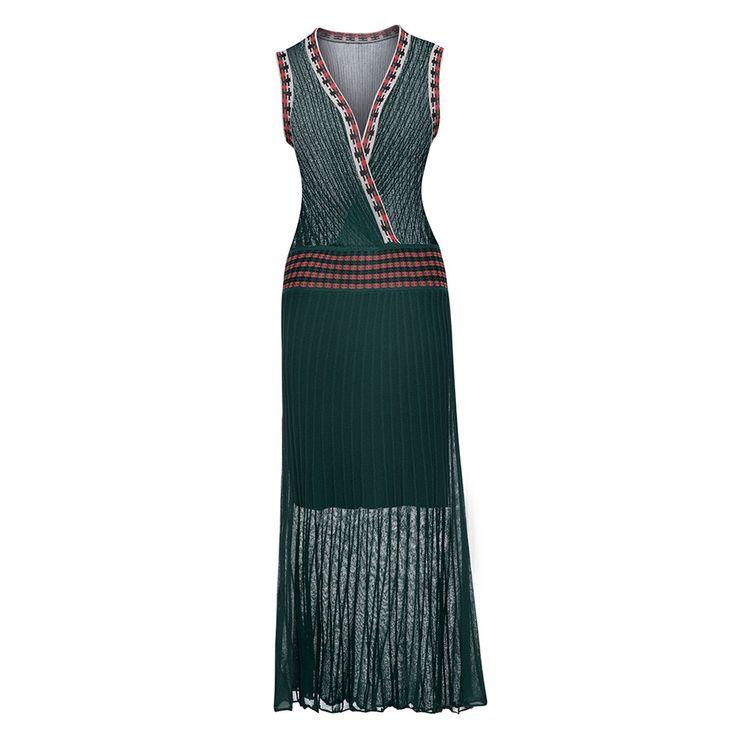 Patroon jurk voor kort achter lang