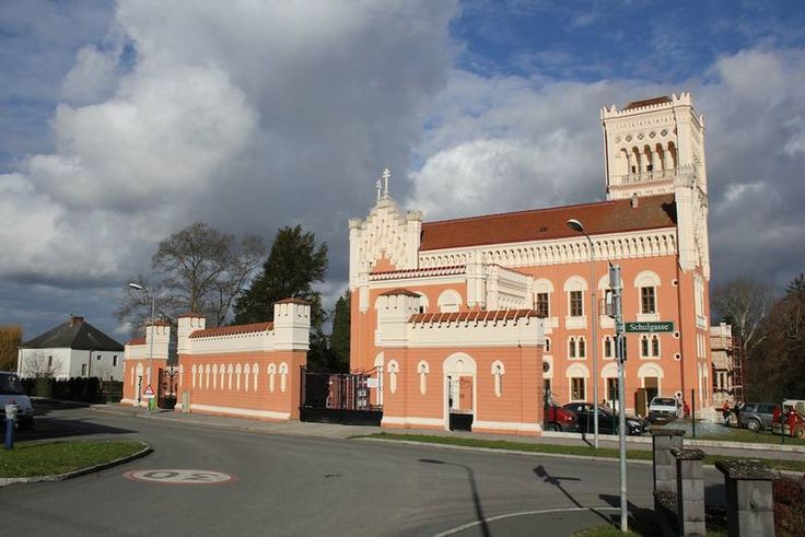 Rotenturm an der Pinka - Schloss Rotenturm - Tag des Denkmals