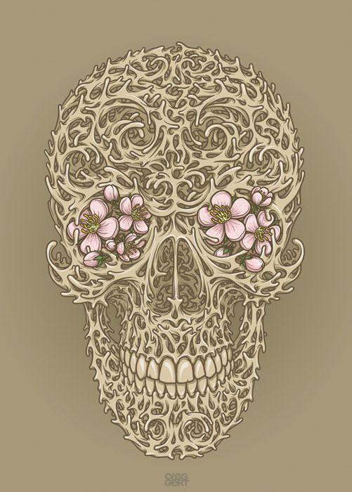 # # # | illustration by Oleg Gert, via Behance