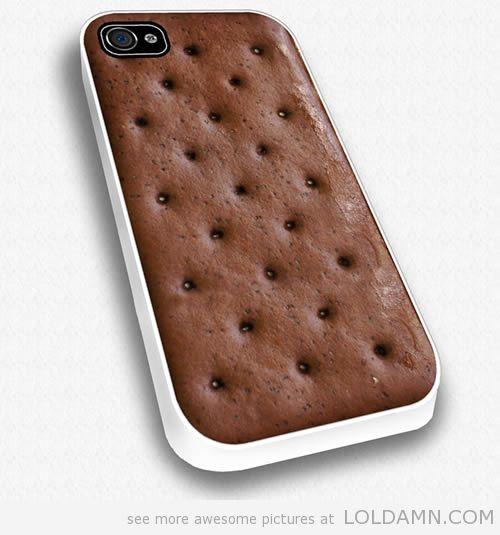 Ice cream sandwich Phone case