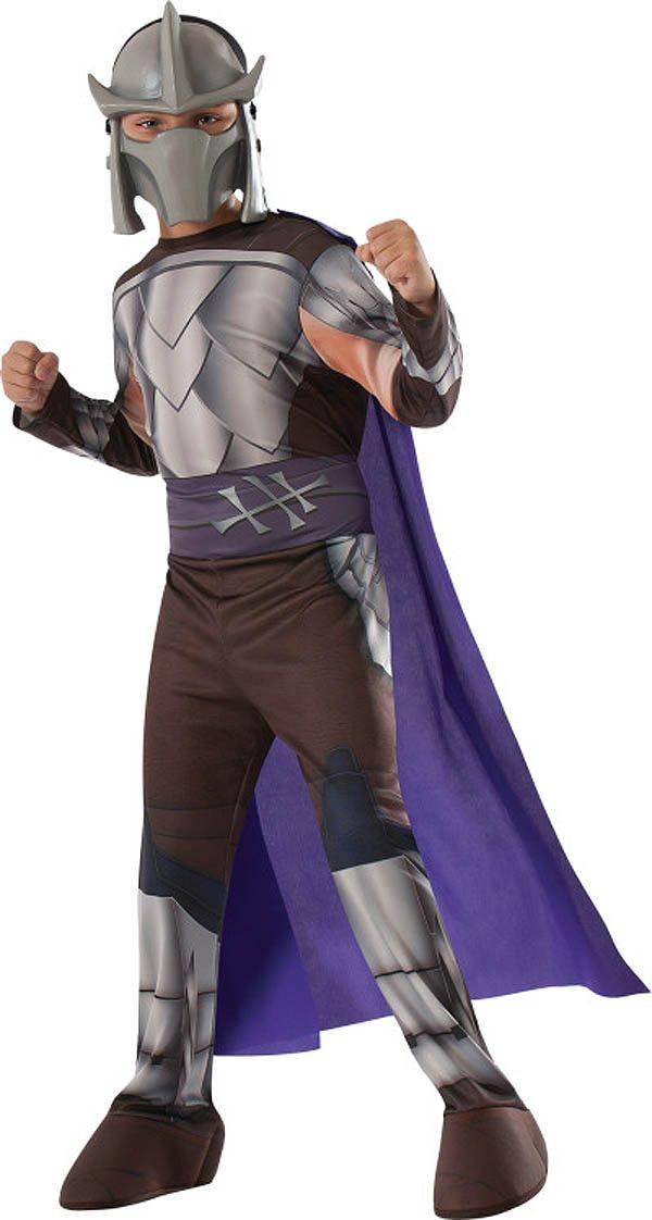 T.M.N.T. Shredder Costume Child