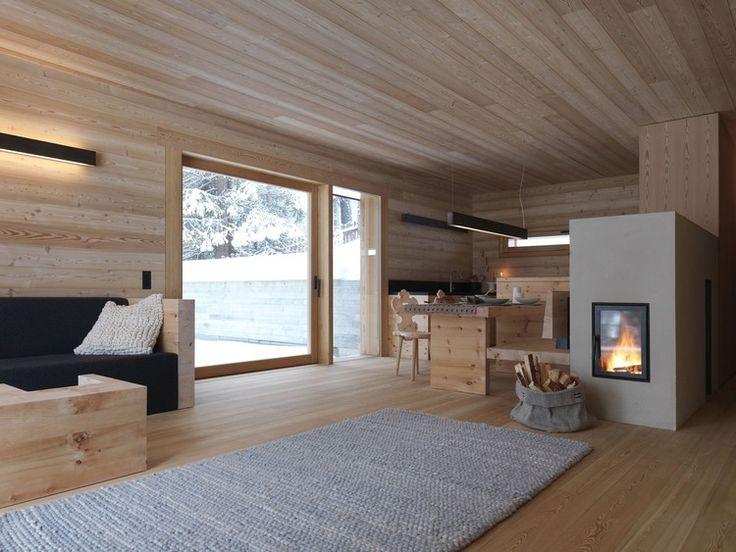 Jagdhaus Tamers by EM2 Architekten