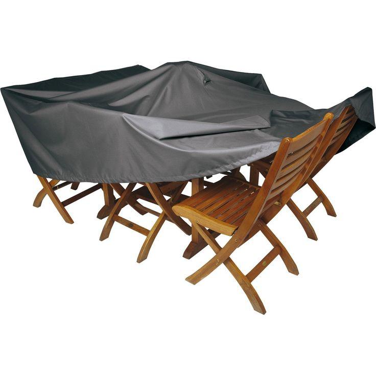 Housse De Protection Pour Table Naterial L 200 X L 130 X H 60 Cm