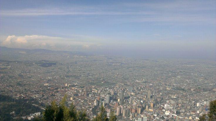 Bogota gigantesca