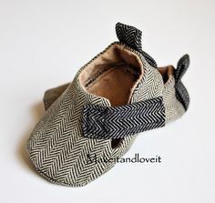Boy Bootie Pattern is HERE!   Make It and Love It