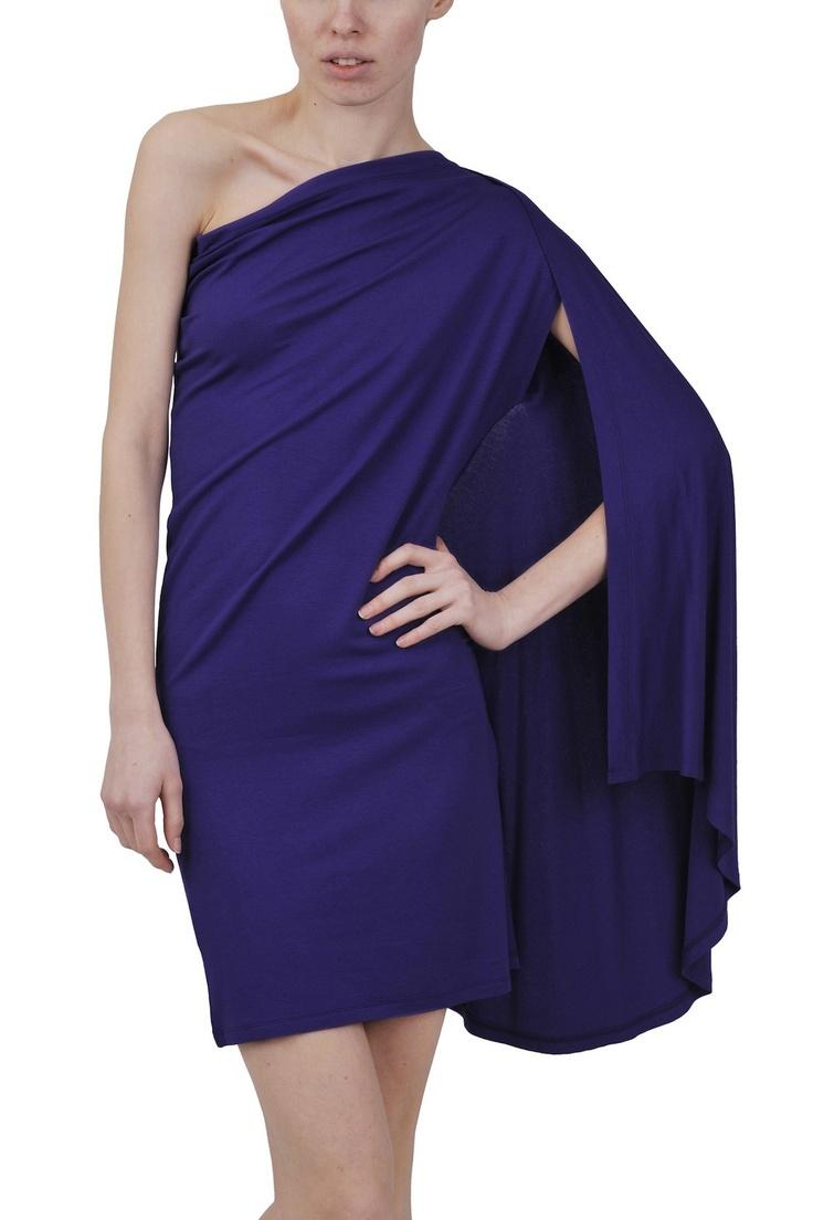 MM6-Maison Martin Margiela-drape dress € 130,00