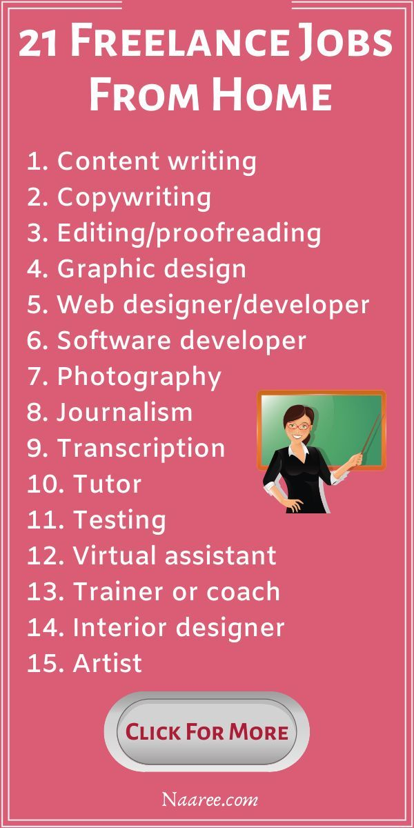 21 Highest Paying Freelance Jobs From Home Online Writing Jobs