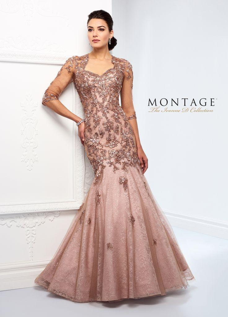 Mejores 2508 imágenes de Mother of the bride dresses en Pinterest ...