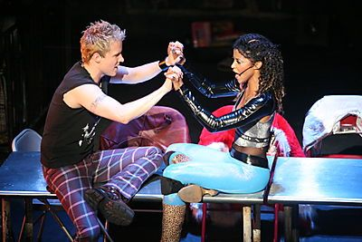 Rent: Filmed Live on Broadway - 2008 (Will Chase, Renee Goldsberry)