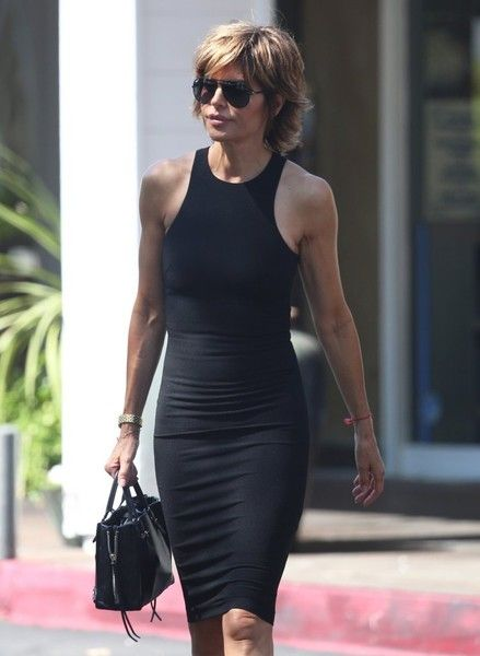 Lisa Rinna Photos - Lisa Rinna and Kyle Richards Film 'RHOB' in Bel Air - Zimbio