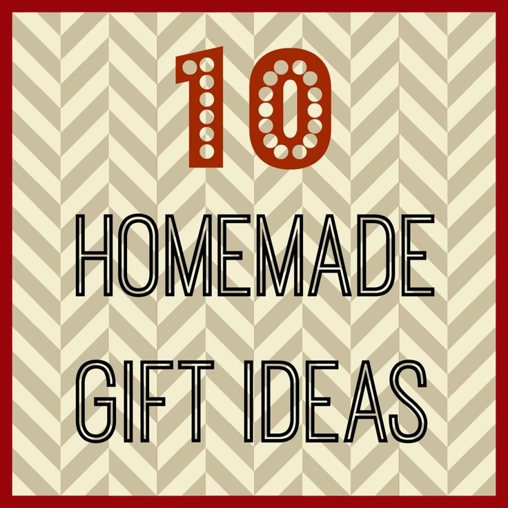 44 best Homemade Christmas gifts images on Pinterest | Gift ideas ...