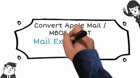 Mac Software to Convert MBOX to PST | MAIL EXTRACTOR PRO- Now Convert your Apple Mail to Microsoft Outlook