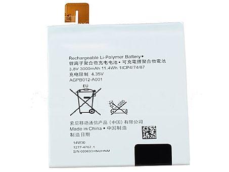 SONY AGPB012-A001 Smartphone/Handy-Akku, Kaufen Smartphone Batterien Für Sony Xperia T2 Ultra XM50h D5303 D5306 3000mAh Sparen Sie Bis Zu 30%.