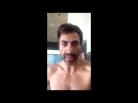 Último entrenamiento de Juan del Val antes de su Ironman en Roth y... ¡toca nadar! No te lo pierdas en #retosaquaservice