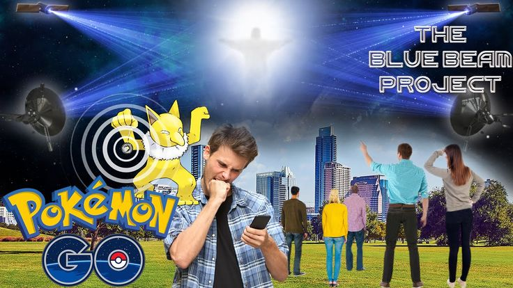 Alcyon Pleiades 44: Pokemon Go, Project Blue Beam, Beings of Light and A...