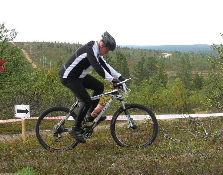 Saariselkä MTB 2013, XCM (55) | Saariselkä.  Mountain Biking Event in Saariselkä, Lapland Finland. www.saariselkamtb.fi #mtb #saariselkamtb #mountainbiking #maastopyoraily #maastopyöräily #saariselkä #saariselka #saariselankeskusvaraamo #saariselkabooking #astueramaahan #stepintothewilderness #lapland