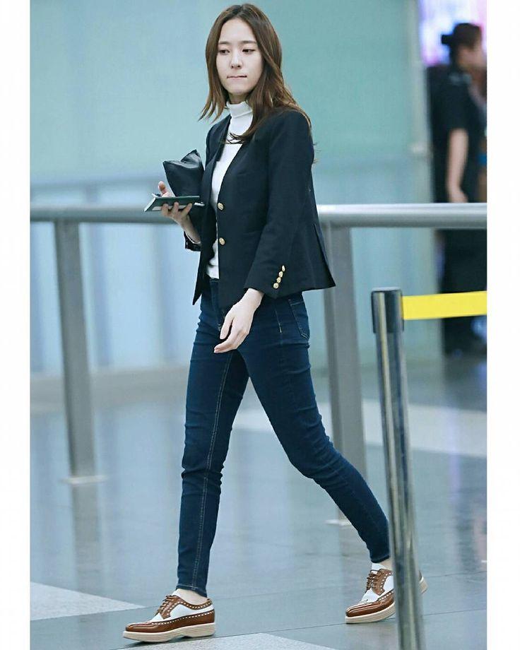 270 Best Krystal Jung Fashion Images On Pinterest Krystal Jung Fashion Krystal Jung Style And