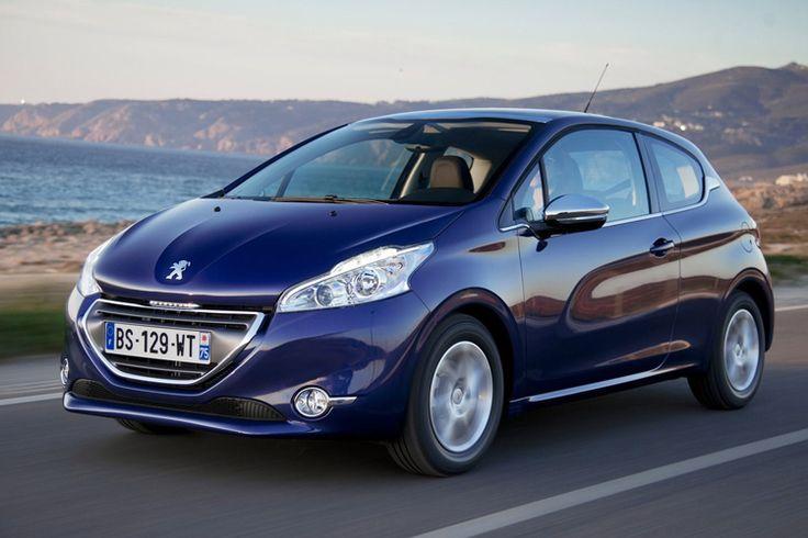 #Peugeot #208