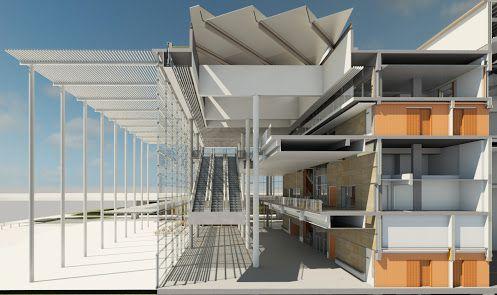 Rudolf Esterhuyse, SVA, Architecture, CTICC