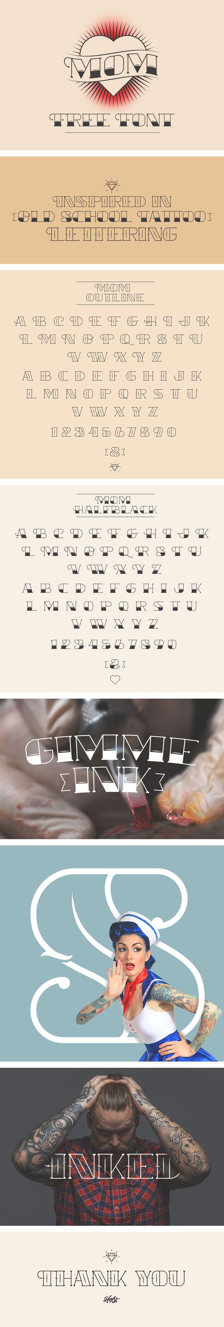 Collection of free Typefaces | Abduzeedo Design Inspiration