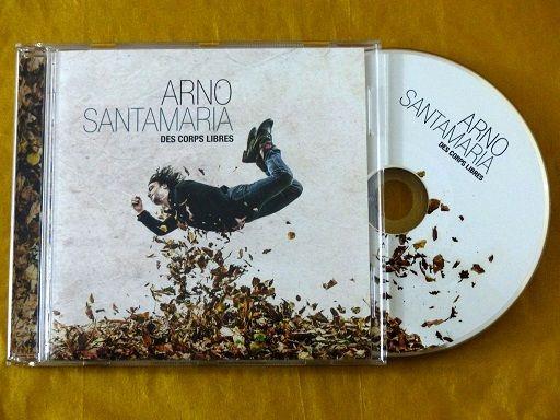 """Des Corps libres"", l'album d'Arno Santamaria : http://www.menagere-trentenaire.fr/2015/06/01/arno-santamaria-des-corps-libres"
