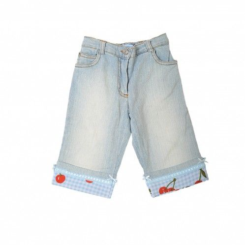 Miss Blumarine Cherry Jeans