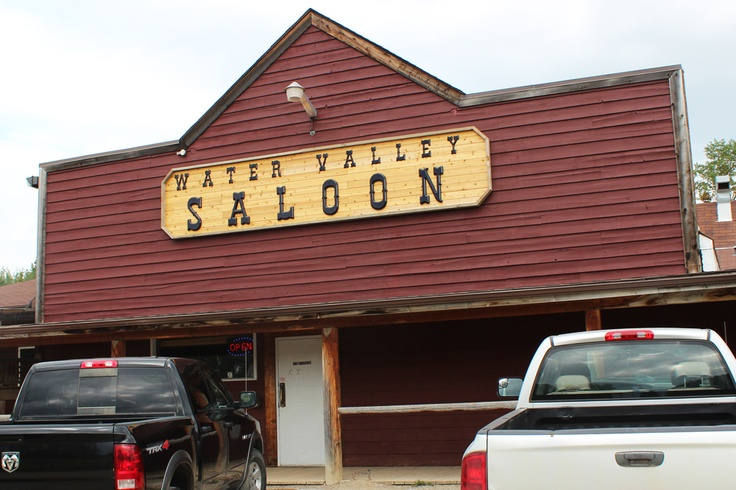 Water Valley Saloon