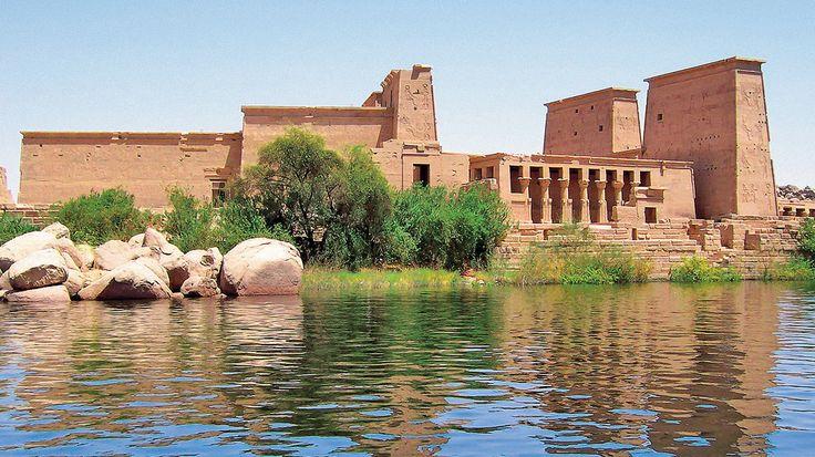 Croisière sur le Nil - Égypte : Le Nil en dahabieh