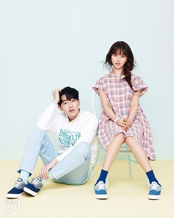 Kim So Hyun - Vogue Girl Magazine April Issue '15