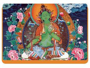 """ What are Goddess Tara Mantras in hindi and english "" by Rahul Kaushal Astrologer  -------------------------------------------------------- Ekakshari Tara Mantra (1 Syllable Mantra) ॐ त्रीं Om Treem Tin Akshari Tara Mantra (3 Syllables Mantra) ॐ हूं स्त्रीं हूं॥ Om Hum Streem Hum॥ http://www.pandit.com/what-are-goddess-tara-mantras-in-hindi-and-english/"