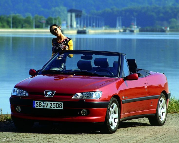 Peugeot 306 Fotos