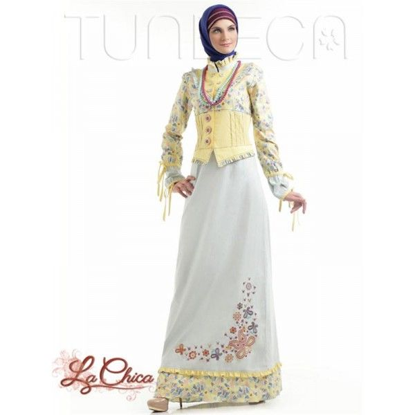Jubah Muslimah T-0612018  CLEARANCE SALE! More Discount For You! ------------------------------------- Limited Stock. Only size L available!  Hurry! Grab your beautiful dress at a great discount! RM220 >>> After Discount RM152 (You SAVE RM68) <<<