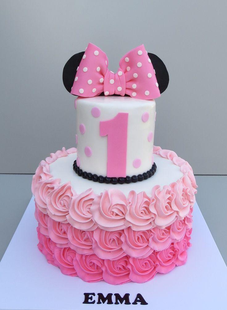 Minnie first birthday