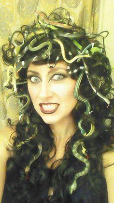 medusa headdress how to make