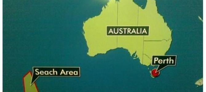 Perth, Australia Lost, Last Believed to be Located in Tasmania