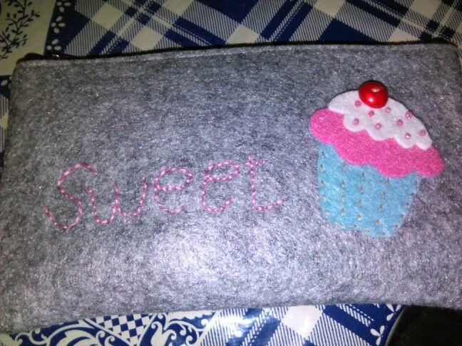 Astuccio cupcake