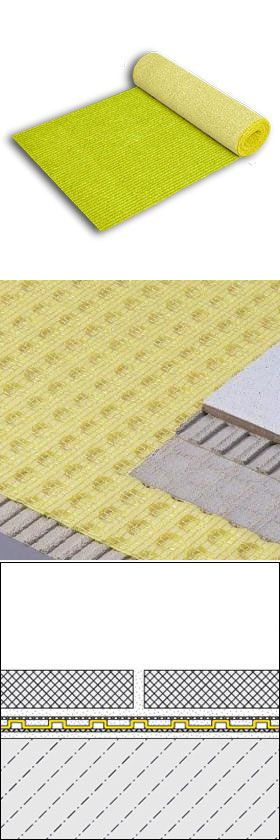 Durabase CI Matting Roll Tiles from Walls and Floors