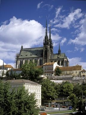 St. Peter and Paul's Cathedal, Brno