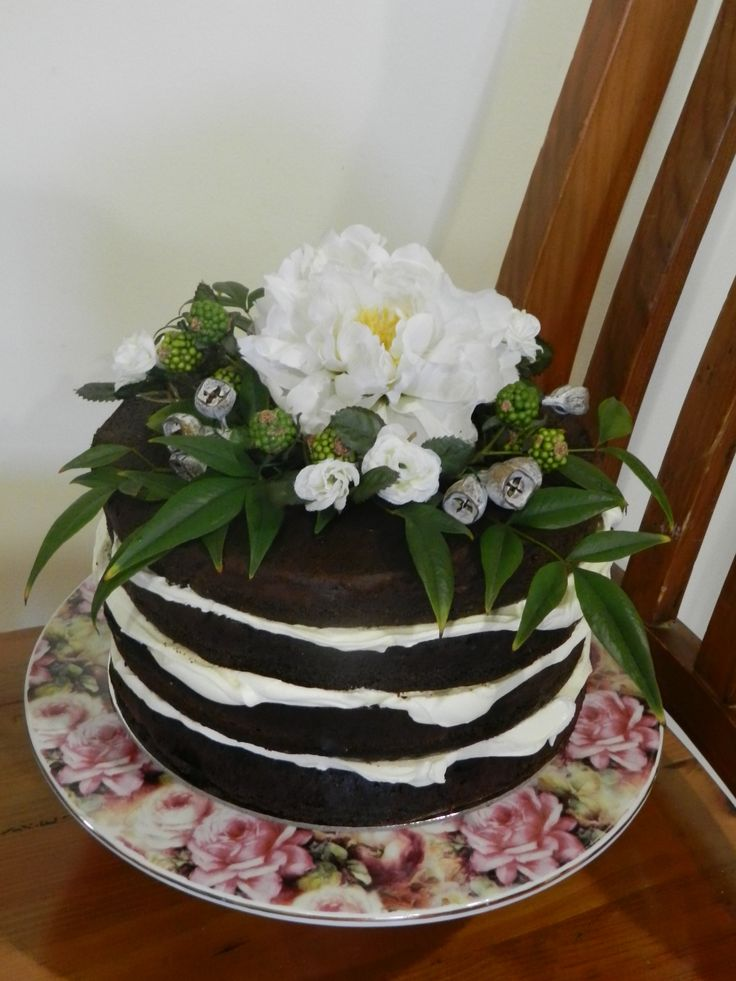 Here is one of our woodlands theme cake we made for a baby shower